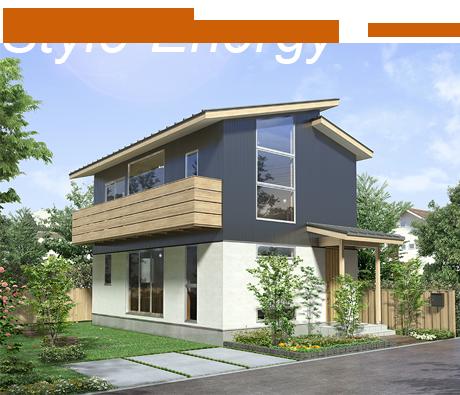 太陽、風、自然の力を効率的にダイレクトに活かす地球と共生する家家